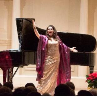 Talents of the World – Olga Lisovskaya – Je Veux Vivre